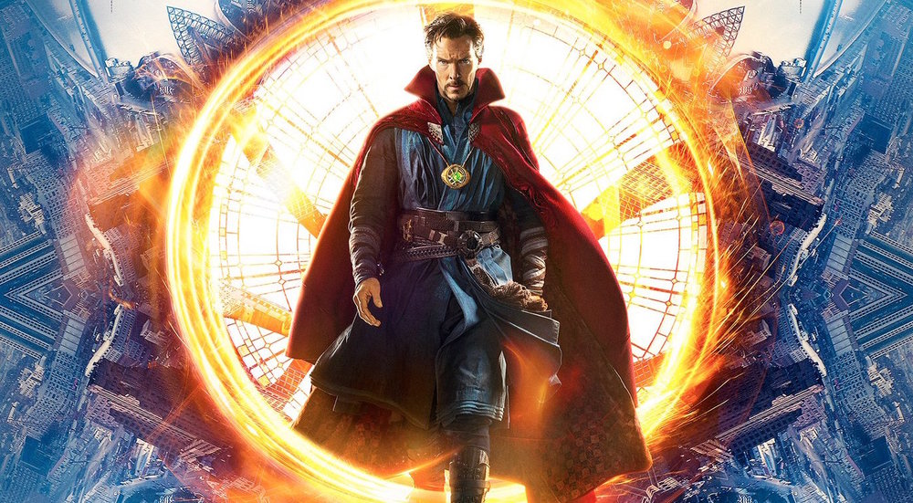 Watch the First TV Spot for 'Doctor Strange'