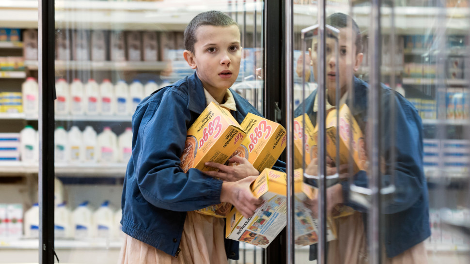 Millie Bobby Brown Shares Video of Getting Her Head Shaved for Eleven Role