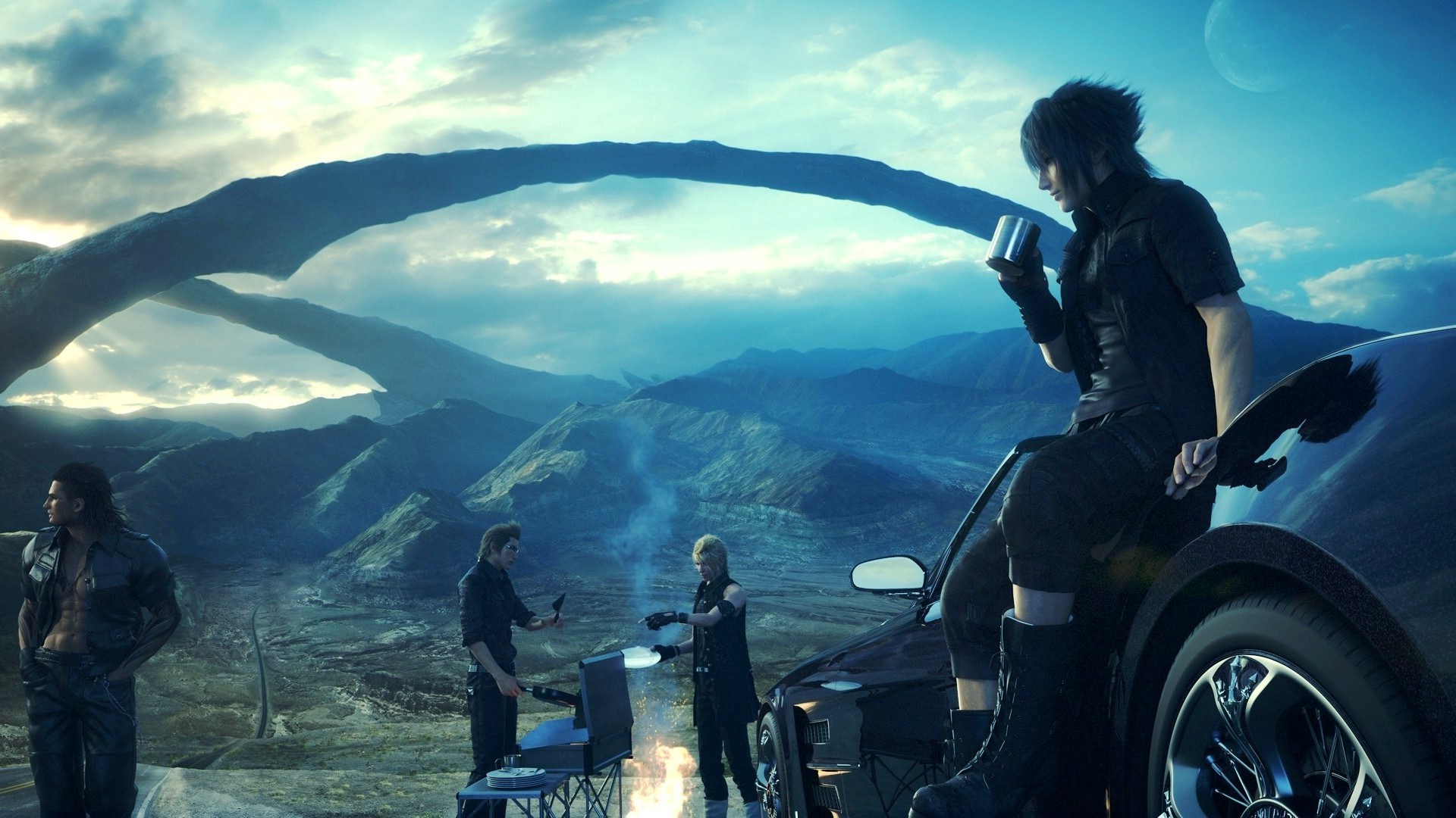 UPDATE: 'Final Fantasy XV' Officially Delayed Until November
