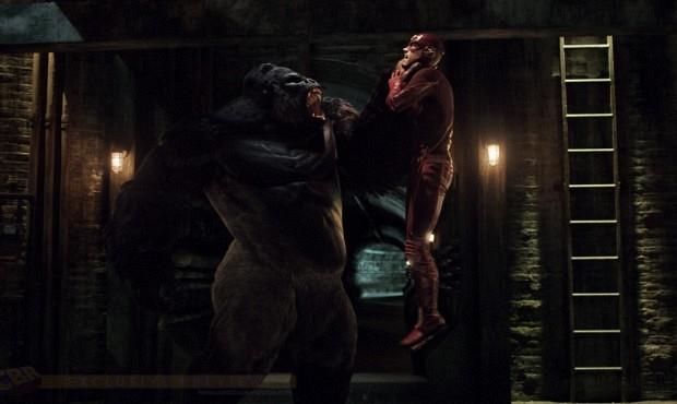 Enter Gorilla City in 'The Flash' Season 3