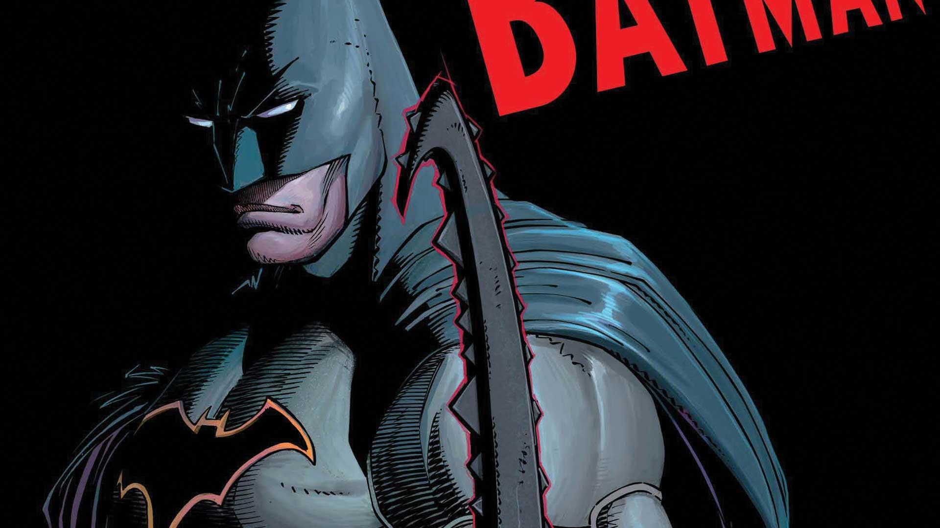 'All-Star Batman' #1 Has Us Road Trippin'