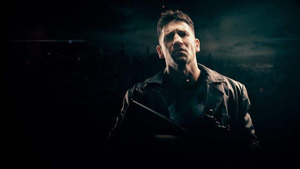 Netflix App Reveals 'The Punisher' Release Window