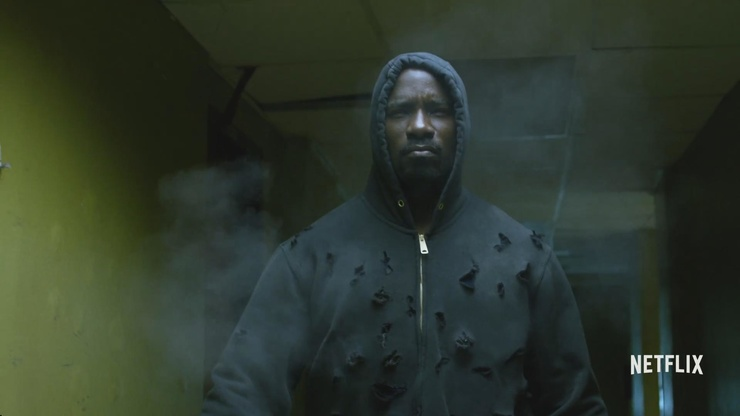 New 'Luke Cage' Trailer Unveiled