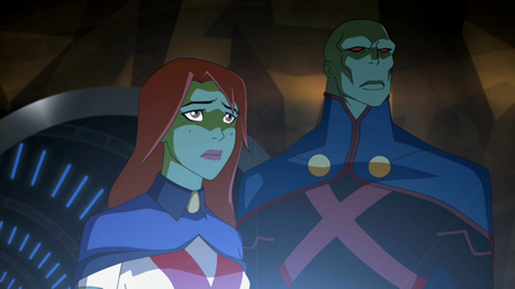 'Supergirl': What to Expect from Miss Martian & J'onn J'onzz