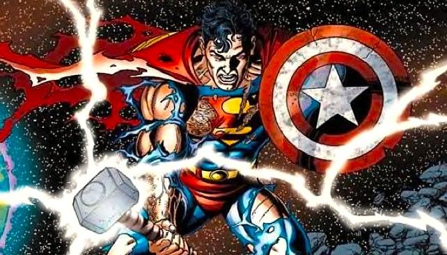 Epic Marvel vs DC Fan-Made Supercut Trailer