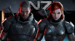 Mass Effect Commander Shepard fem and male