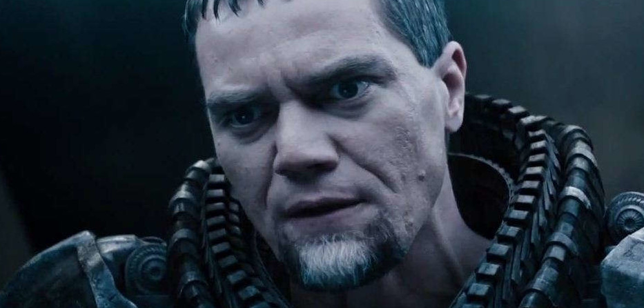 Michael Shannon's General Zod