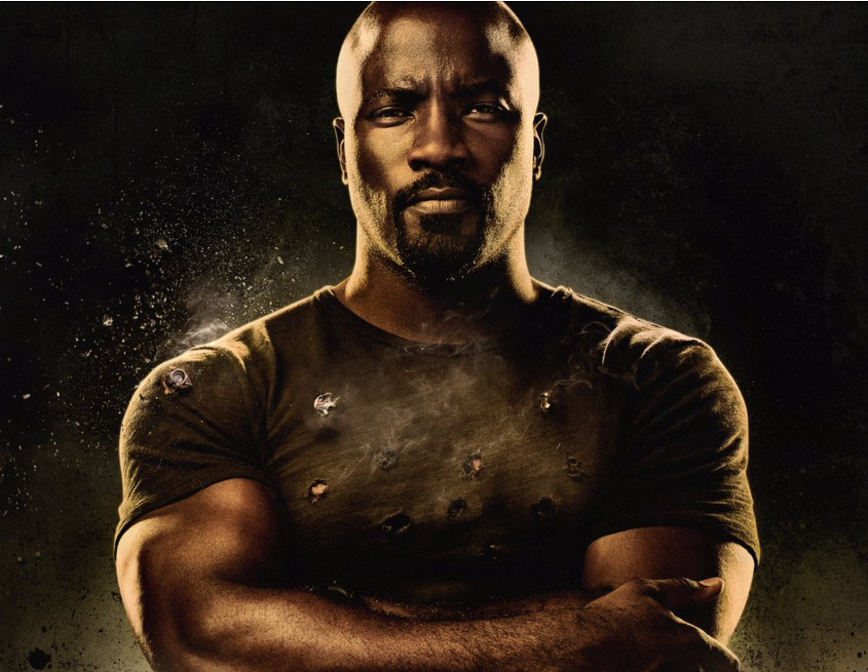 New 'Luke Cage' Poster Emerges, Trailer Tomorrow