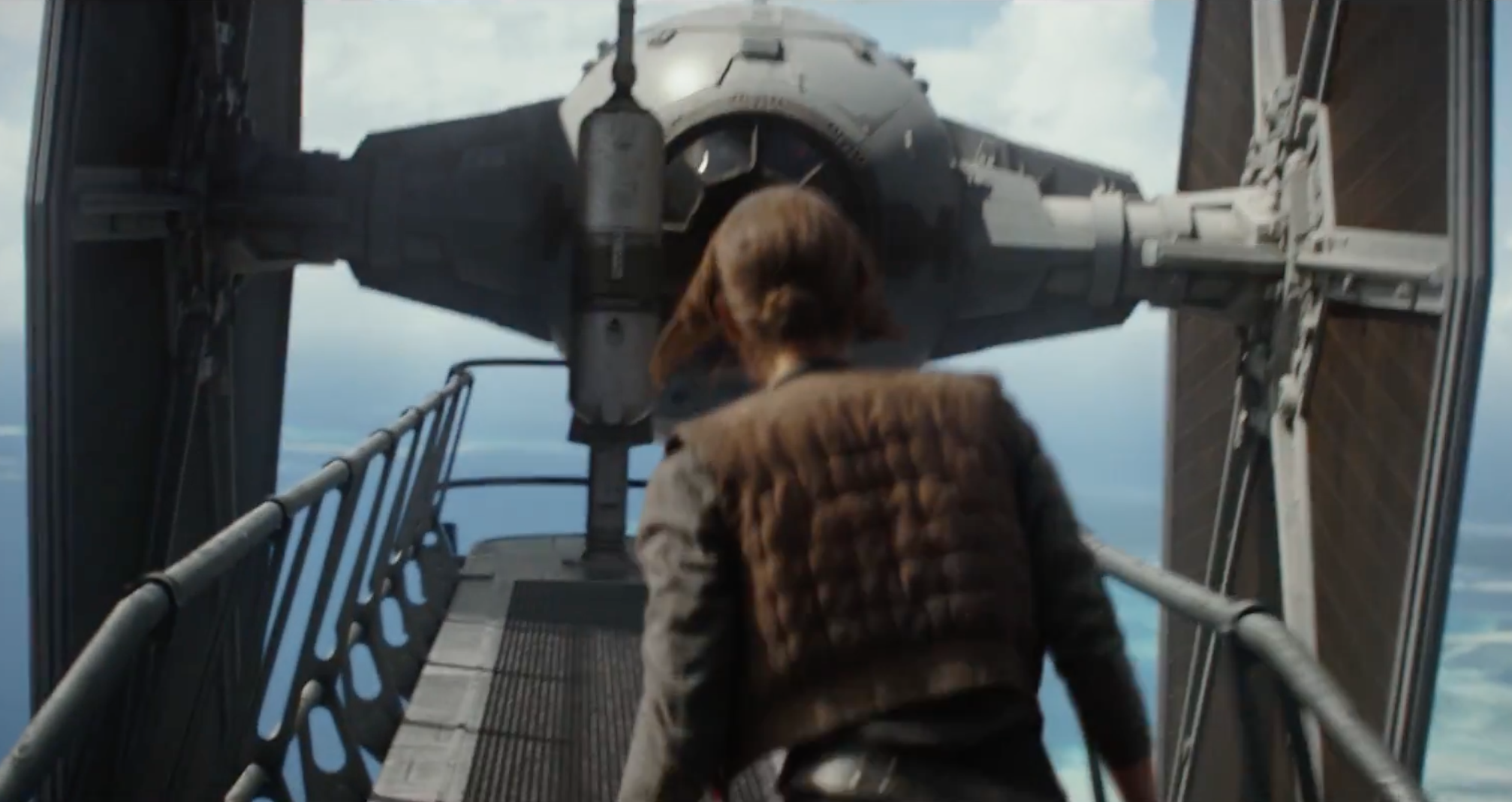 New 'Rogue One: A Star Wars Story' Trailer Has Landed