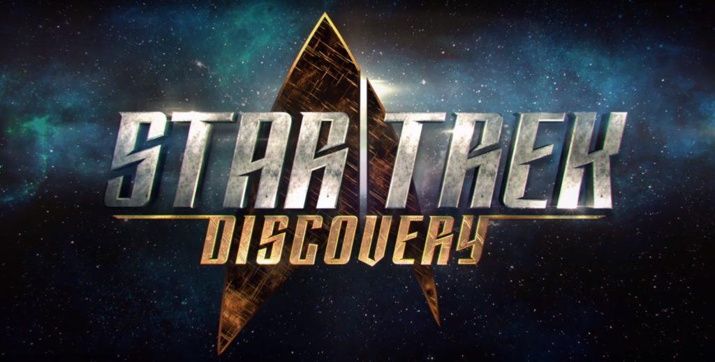 STAR TREK DISCOVERY - January, 2017 Via CBS