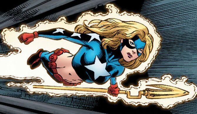 'Legends of Tomorrow': Stargirl Cast, JSA Table Revealed