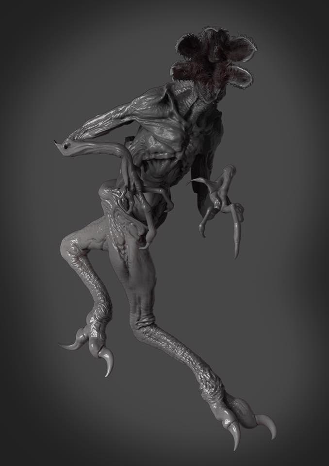 Stranger Things Creature 4