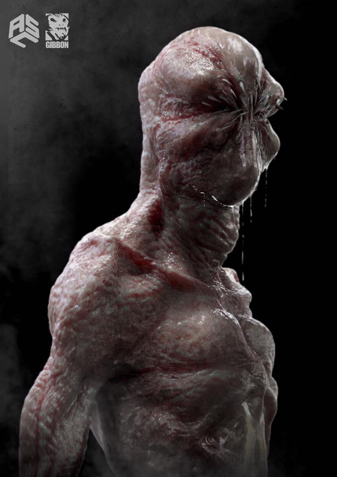 Stranger Things Creature 7