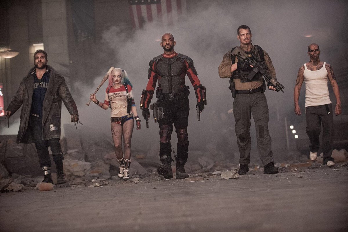 'Suicide Squad' Set for Third Weekend Victory