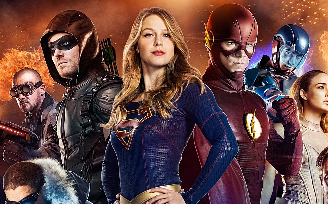 Threat Teased for 4-Night 'Supergirl', 'Flash', 'Arrow', 'Legends' Crossover
