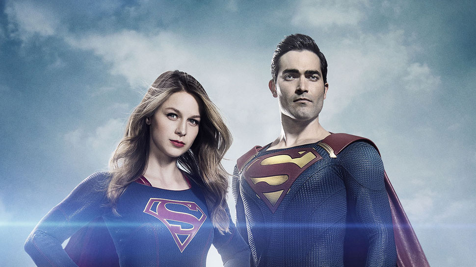 "Tyler Hoechlin's Superman is ""More Traditional"" in 'Supergirl'"