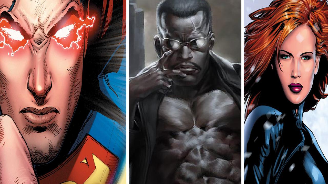 5 Superheroes That Need the Telltale Treatment