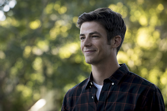 The Flash Season 3 barry