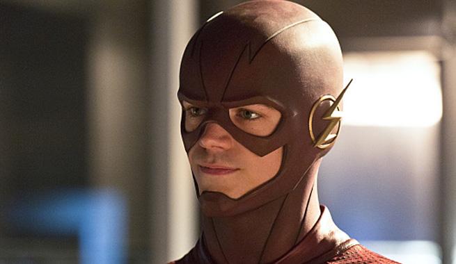 """Time Strikes Back"" in 'The Flash' Season 3 Promo"