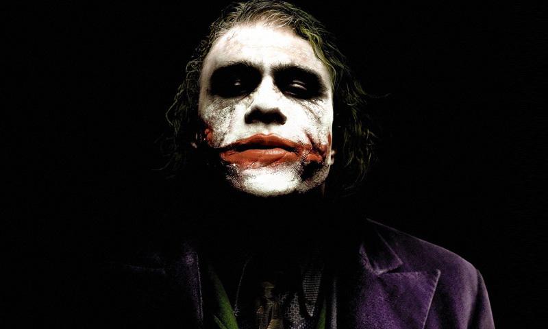 WATCH: The Evolution of The Joker