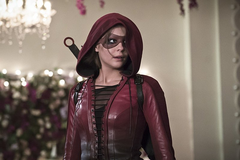 Thea Will Have a New Role in 'Arrow' Season 5