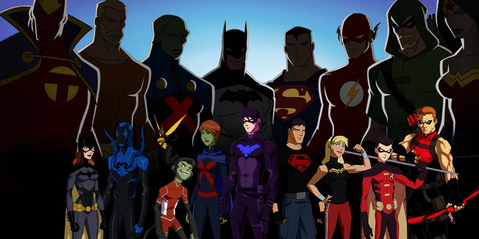 Netflix May Revive 'Young Justice' Season 3 if People Keep Watching
