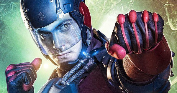 The Atom Dons Samurai Gear in New 'Legends of Tomorrow' Photo