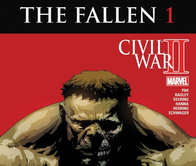 Get Angry With 'The Fallen' #1