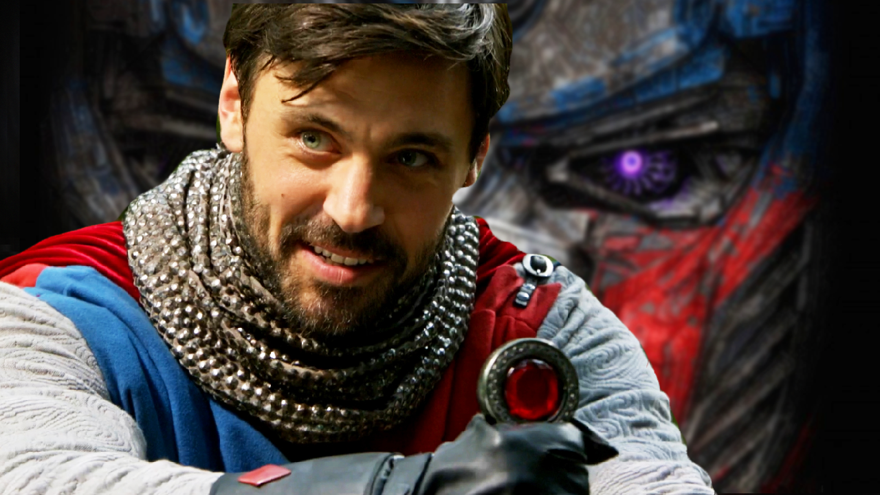 Liam Garrigan to Play King Arthur in 'Transformers: The Last Knight'?