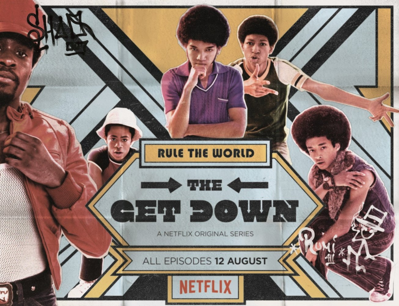 Hip-Hop's Early Days Gain Respect With 'The Get Down'