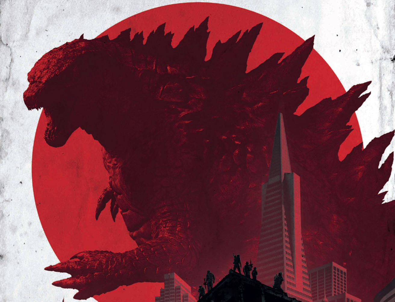 Godzilla Anime Movie Set for 2017