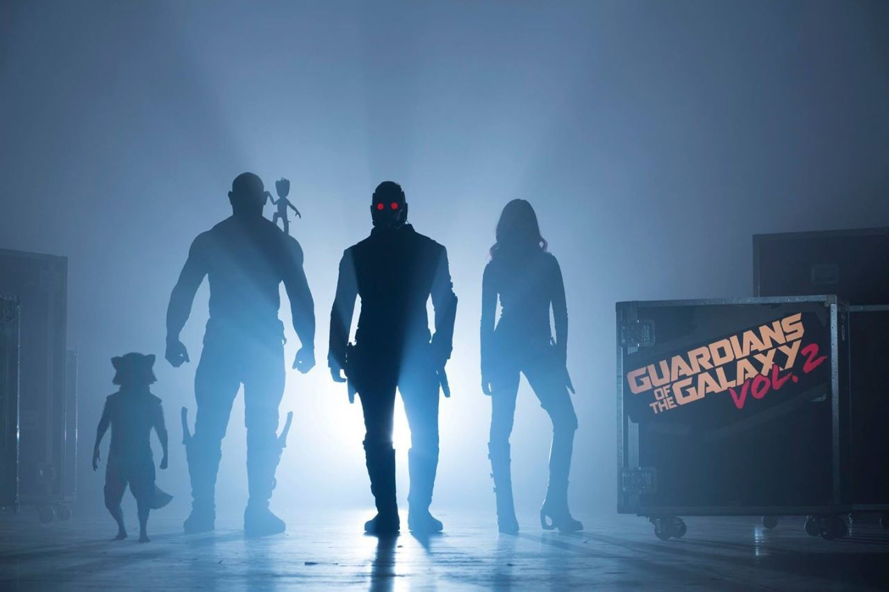 James Gunn Talks 'Guardians of the Galaxy 3'