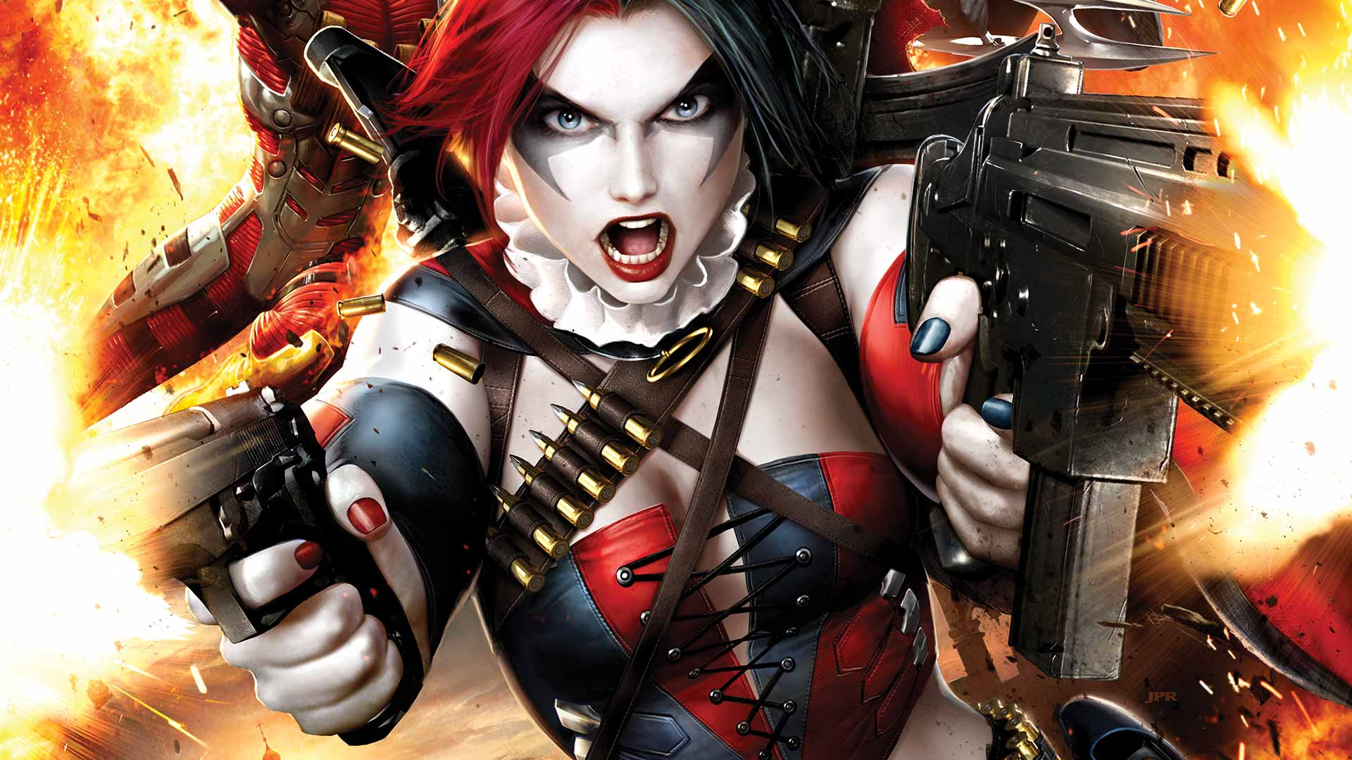 'Suicide Squad': Harley Quinn's New 52 Costume Was Cut