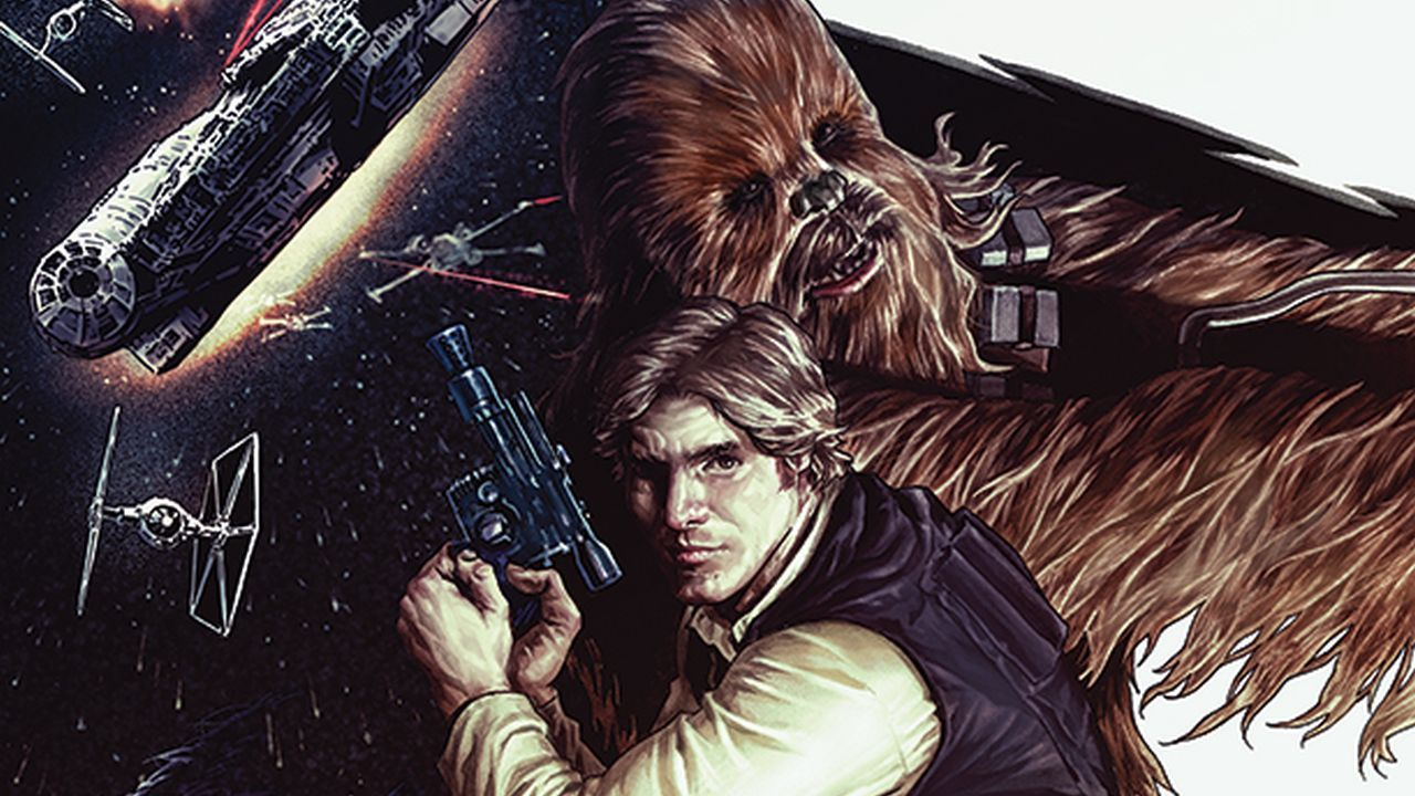 'Star Wars: Han Solo' #1 and #2 Review