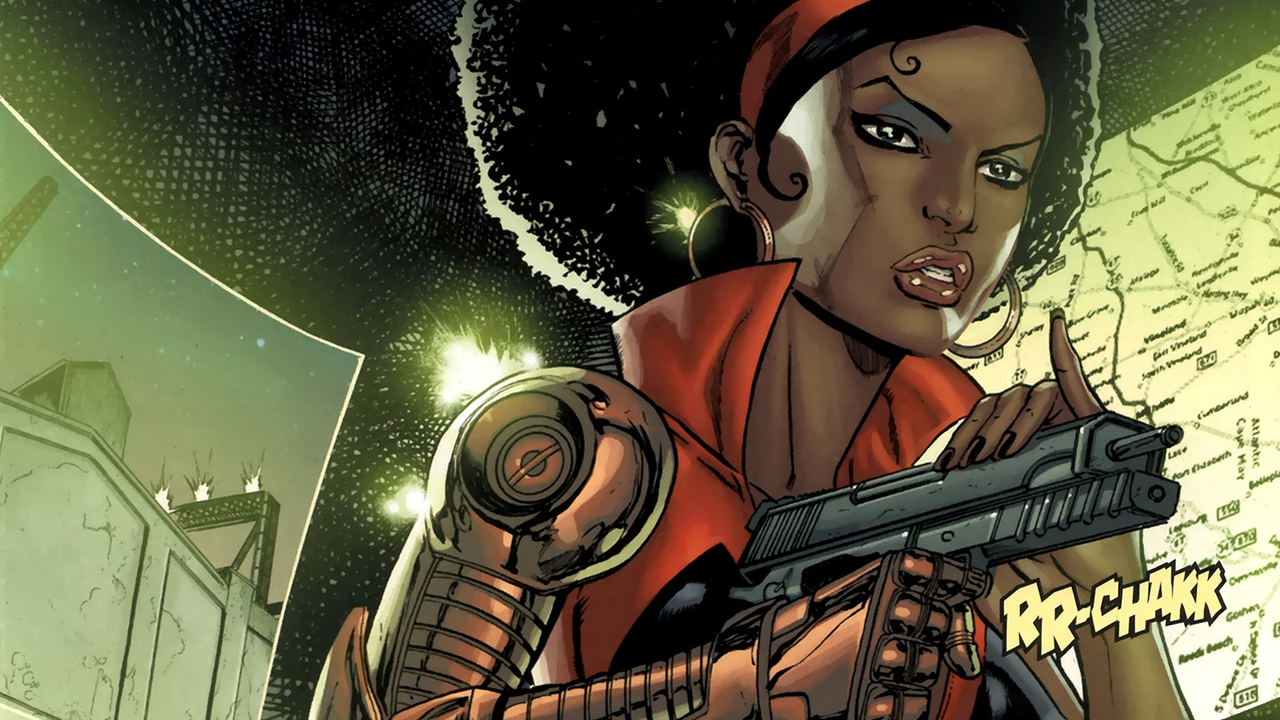 UPDATE: Misty Knight Will Not Appear in Netflix's 'Iron Fist'
