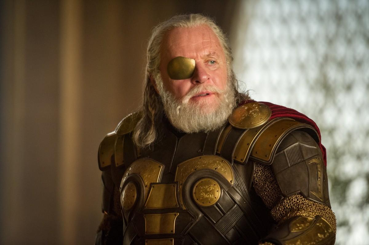Sir Anthony Hopkins Spotted on 'Thor Ragnarok' Set