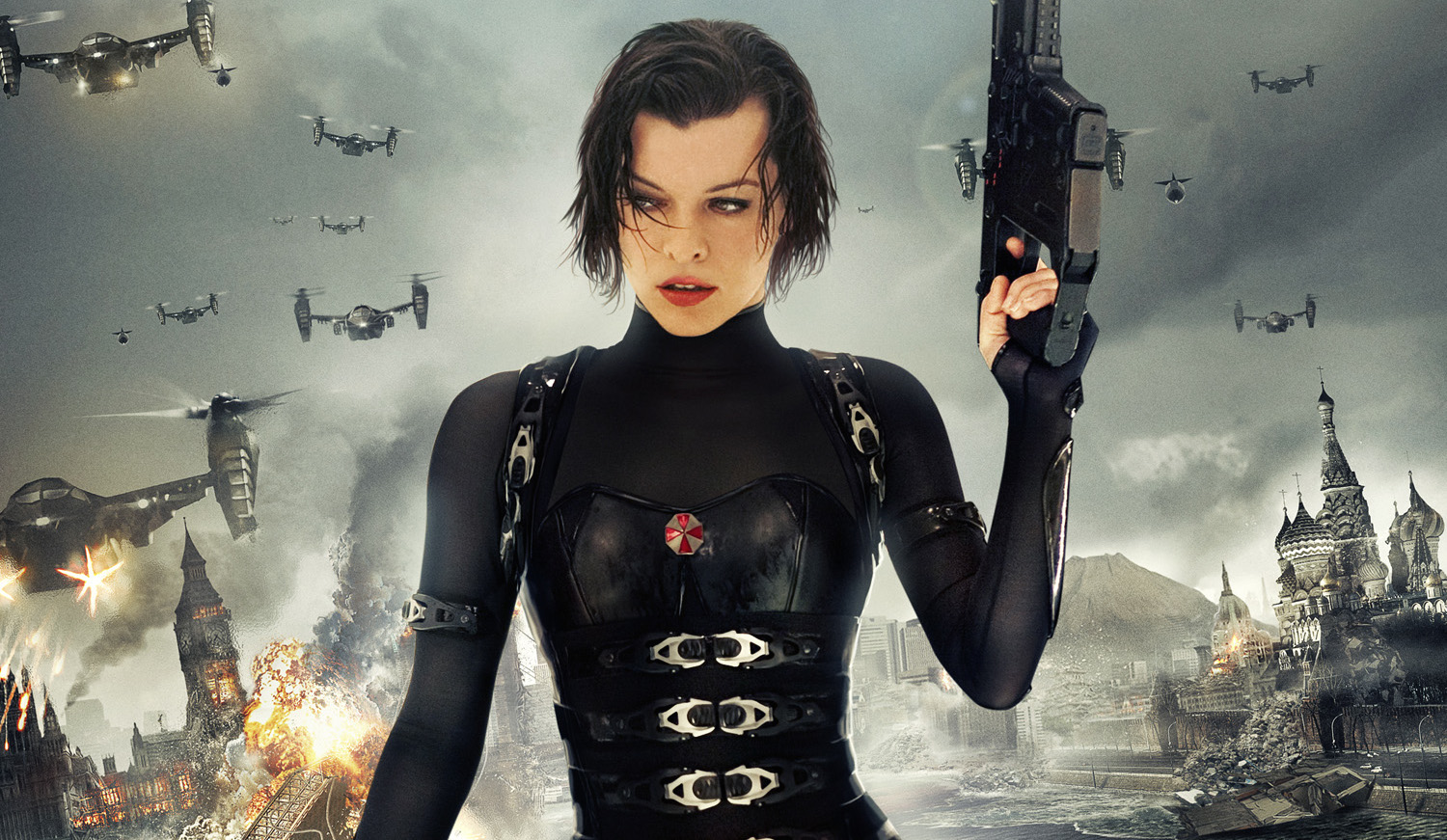 WATCH: 'Resident Evil: The Final Chapter' Teaser Trailer Sneak Peek