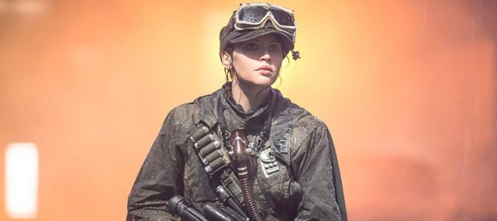 New 'Rogue One: A Star Wars Story' Images Emerge