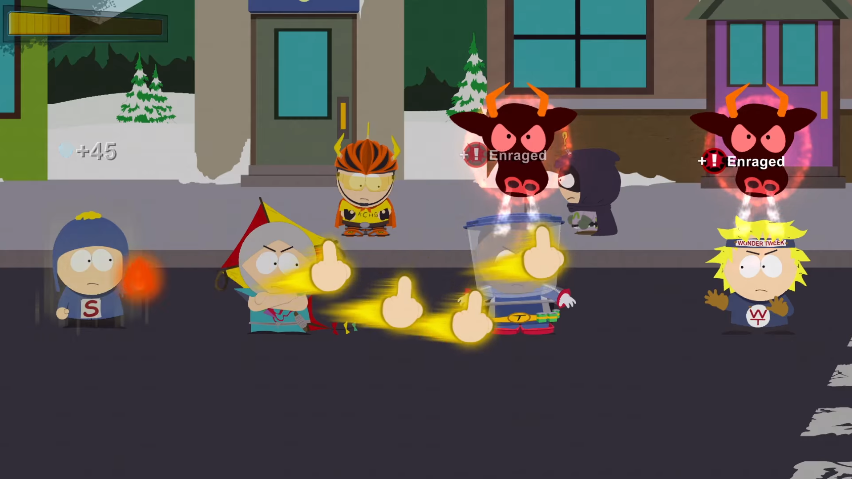 'South Park: The Fractured But Whole' Gamescom Gameplay Trailer