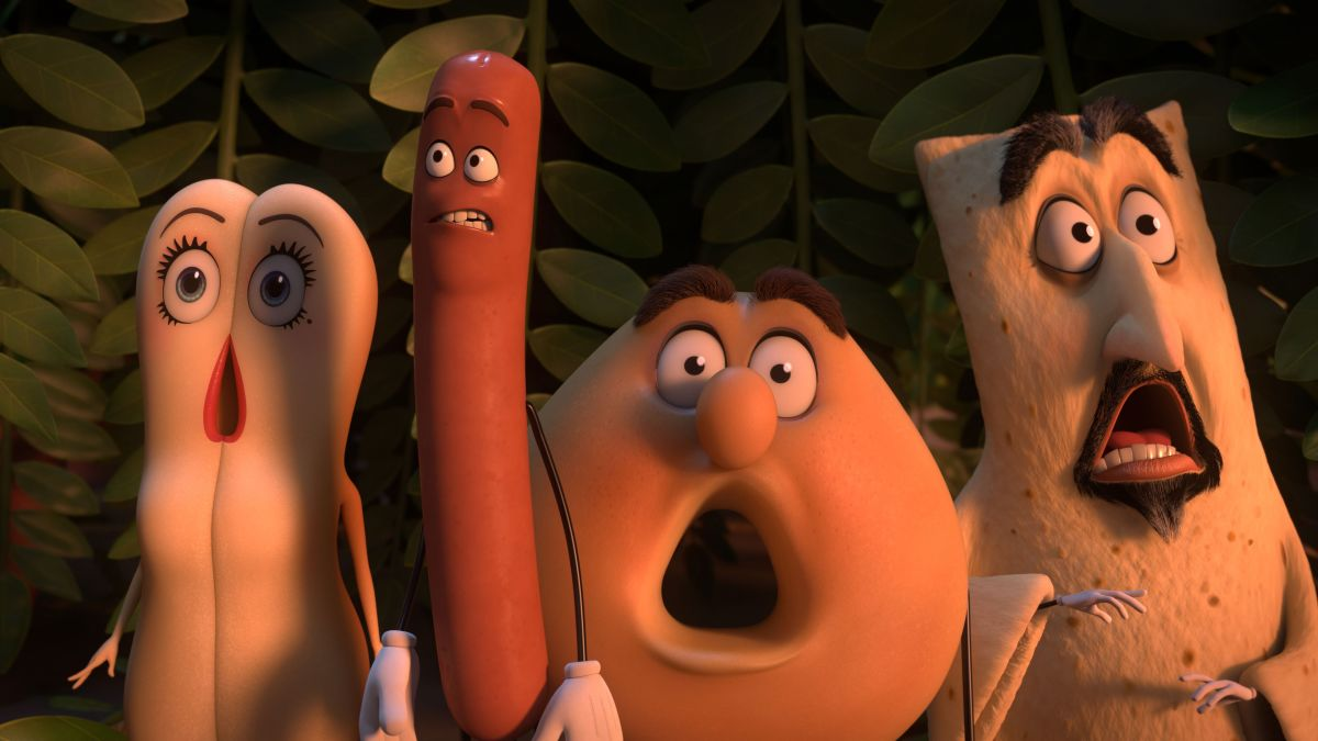Almost Half of 'Sausage Party's' Animators Are Not Credited
