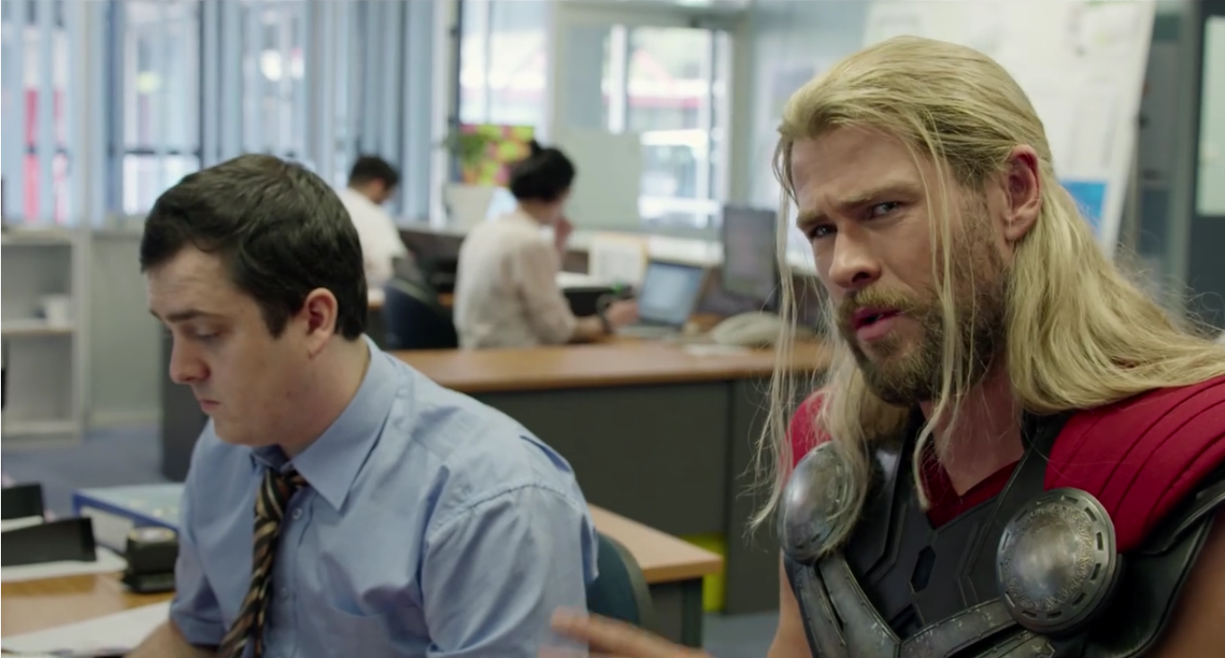 What Was Thor Up to During 'Captain America: Civil War'?