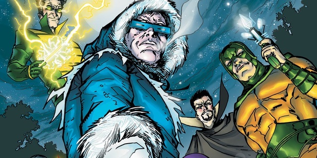 'The Flash' Movie Rumoured to Feature The Rogues