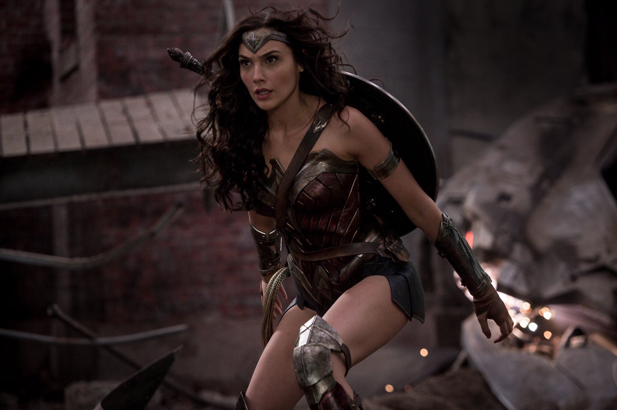 "Patty Jenkins Responds to 'Wonder Woman' is a ""Mess"" Rumor"