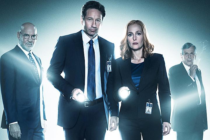 Update: Happy Birthday Tweet May Confirm 'X-Files' Season 11