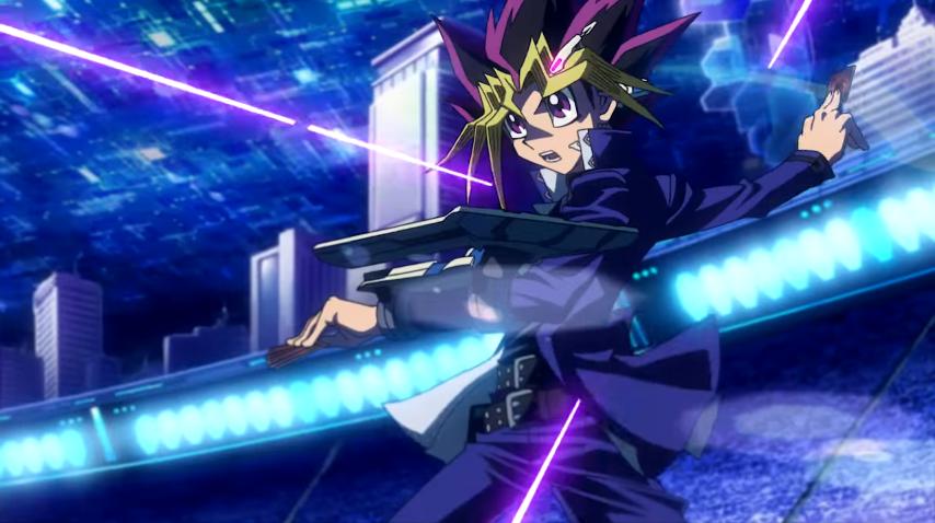 'Yu-Gi-Oh!: The Dark Side of Dimension' U.S. Trailer & Cast Announcement