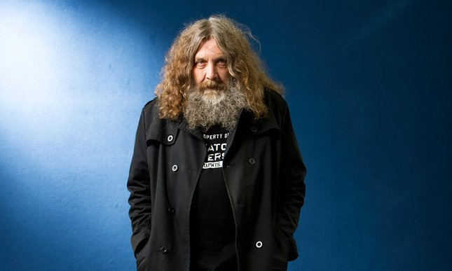"Alan Moore: ""I Am Pretty Much Done With Comics"""