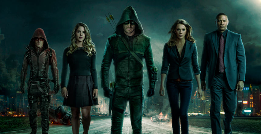 'Arrow' Set Photos Reveal New Team Arrow Members in Costume