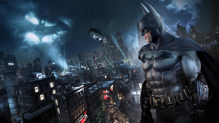 batman arkham city in return to arkham