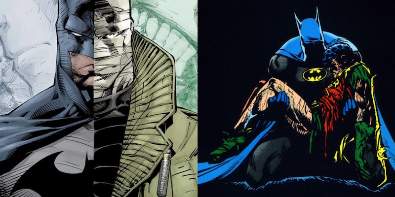 'Hush' & 'Death in the Family' Animated Films Teased