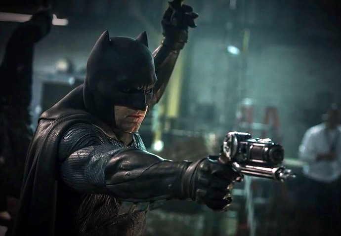 Batman Solo Coming in a Year and a Half